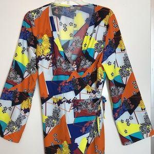 ASOS Wrap size 12 dress